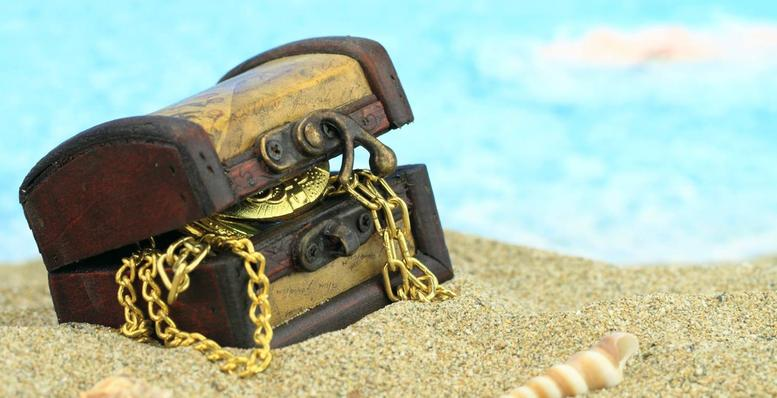 Picture of Pirate Treasure